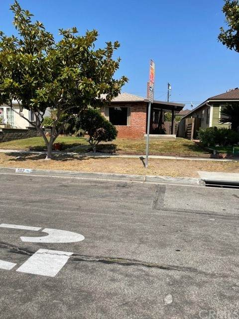 502 N Maria Avenue, Redondo Beach, CA 90277 (#SB21211474) :: Go Gabby