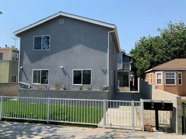 5641 Auckland Avenue, North Hollywood, CA 91601 (#SR21209385) :: Corcoran Global Living