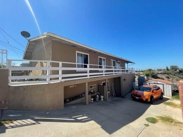 2852 Morningside Street, San Diego, CA 92139 (#PW21211941) :: The Kohler Group