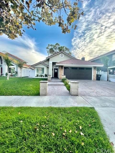 3150 Timberline Drive, Corona, CA 92882 (#PW21212029) :: Twiss Realty