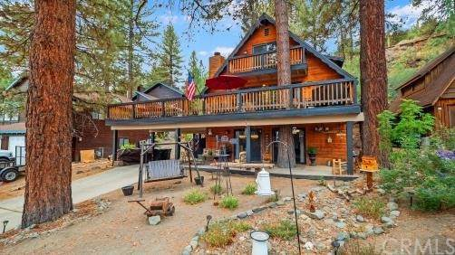 5331 Chaumont Drive, Wrightwood, CA 92397 (#CV21211549) :: Robyn Icenhower & Associates