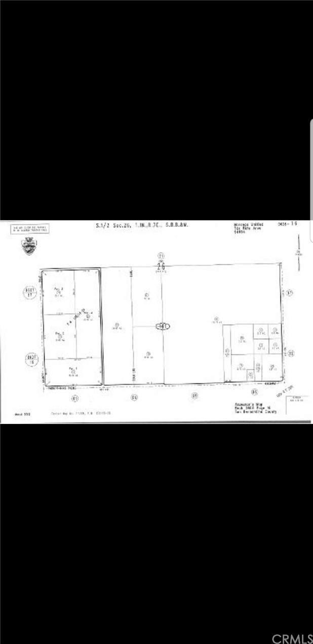 0 Twentynine Palms, Joshua Tree, CA 92252 (MLS #JT21212472) :: Brad Schmett Real Estate Group