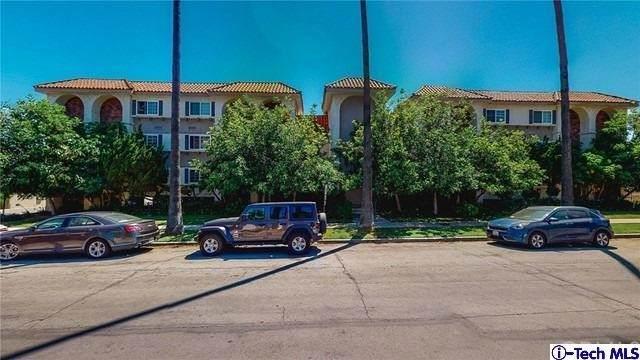 1344 5th Street #6, Glendale, CA 91201 (#320007830) :: The DeBonis Team