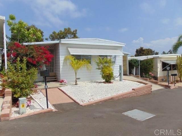 245 W Bobier Drive #68, Vista, CA 92083 (#PTP2106811) :: RE/MAX Empire Properties