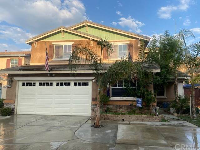 45030 Altissimo Way, Lake Elsinore, CA 92532 (#PW21213847) :: Zember Realty Group