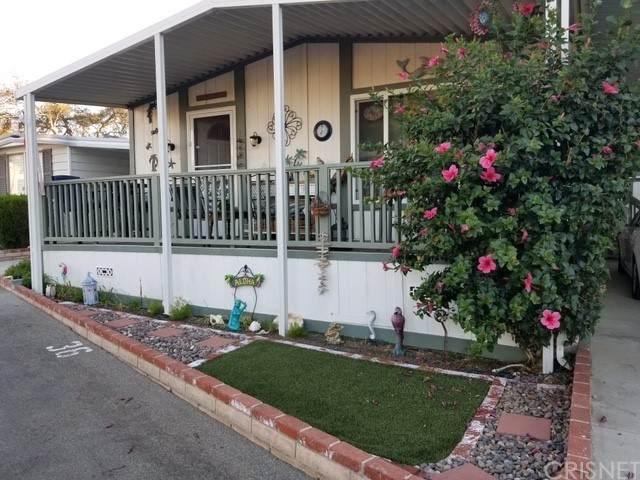 11401 Topanga Canyon Blvd #36, Chatsworth, CA 91131 (#SR21214480) :: Bathurst Coastal Properties