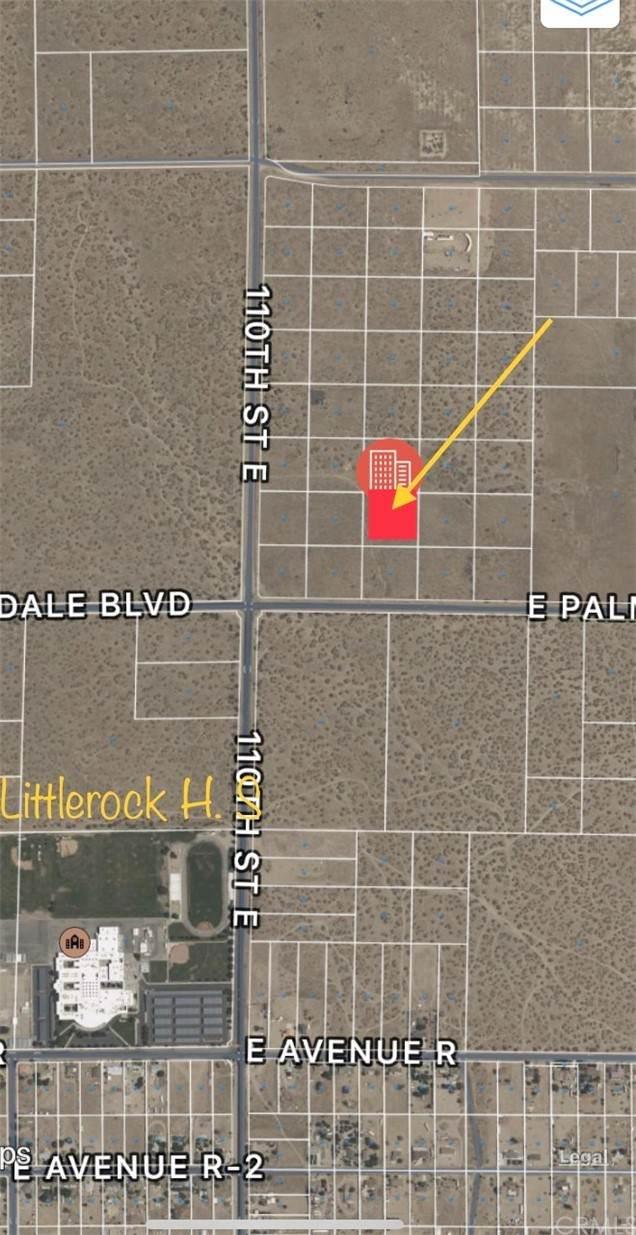 0 Vac/Ave Q6 Nog /Vic 111th, Littlerock, CA 93543 (#IV21217644) :: RE/MAX Empire Properties