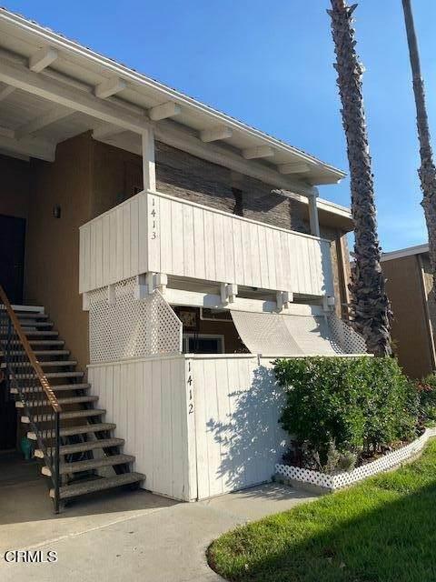 1300 Saratoga Avenue #1413, Ventura, CA 93003 (#V1-8656) :: Latrice Deluna Homes