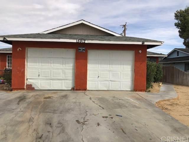 15912 Koch Street, Mojave, CA 93501 (#SR21223163) :: Team Tami