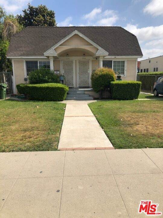 2040 Browning Boulevard, Los Angeles (City), CA 90062 (#21792814) :: Necol Realty Group