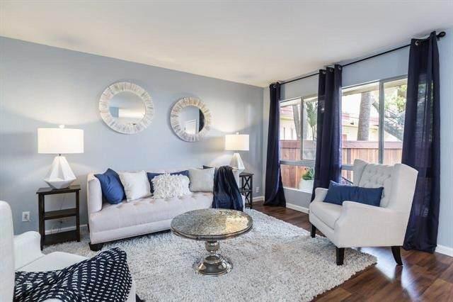 3041 Los Prados Street #104, San Mateo, CA 94403 (#ML81866308) :: Latrice Deluna Homes