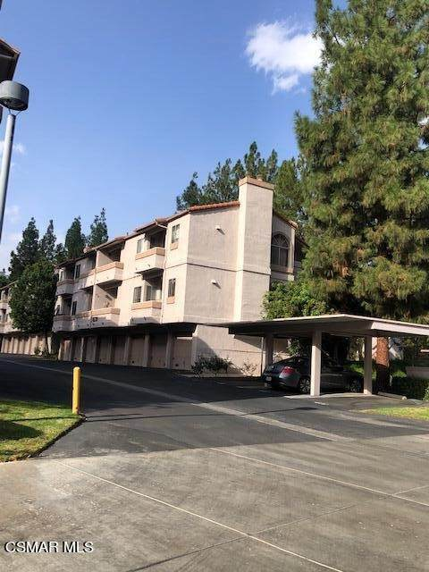 7115 Woodlake Avenue A, West Hills, CA 91307 (#221005535) :: The M&M Team Realty