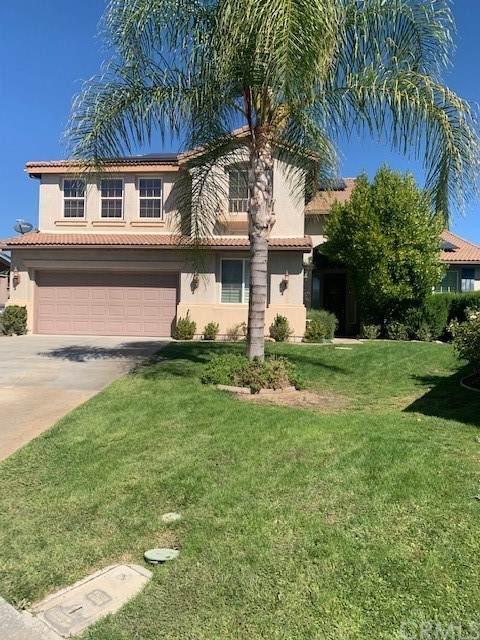 41366 Grand View Drive, Murrieta, CA 92562 (#SW21226881) :: Compass