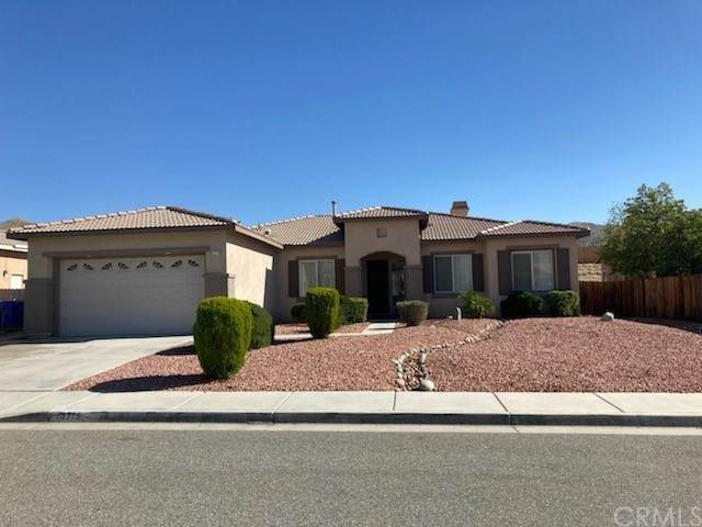 13718 Overlook Drive, Desert Hot Springs, CA 92240 (#PW21227244) :: The M&M Team Realty
