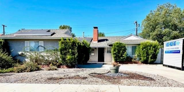 7945 Jellico Avenue, Northridge, CA 91325 (#SR21227539) :: The M&M Team Realty