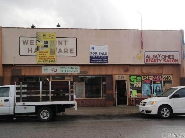 1614 W Mission Boulevard, Pomona, CA 91766 (#AR21227757) :: Necol Realty Group