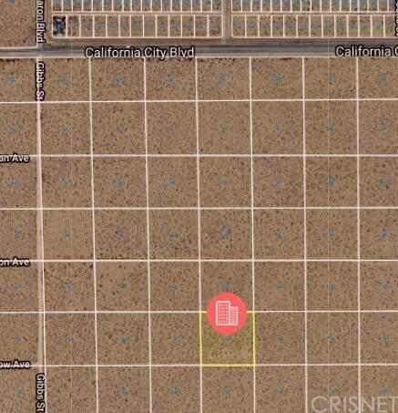 0 Vacant Land, California City, CA 93505 (#SR21227940) :: Necol Realty Group