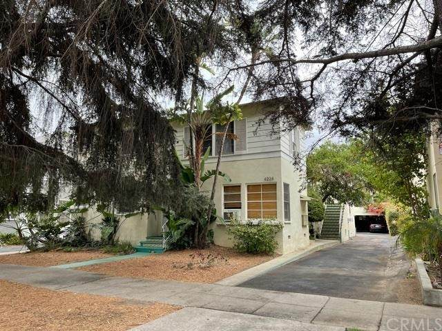 4224 Los Feliz Boulevard, Los Feliz, CA 90027 (#BB21228085) :: Dave Shorter Real Estate