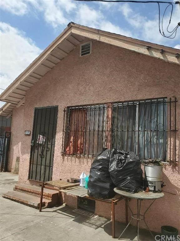 9611 Compton Avenue, Los Angeles (City), CA 90002 (#SW21228385) :: The Najar Group