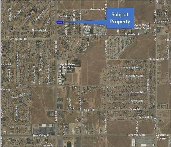 13003 Navajo Road, Apple Valley, CA 92308 (#540122) :: RE/MAX Freedom