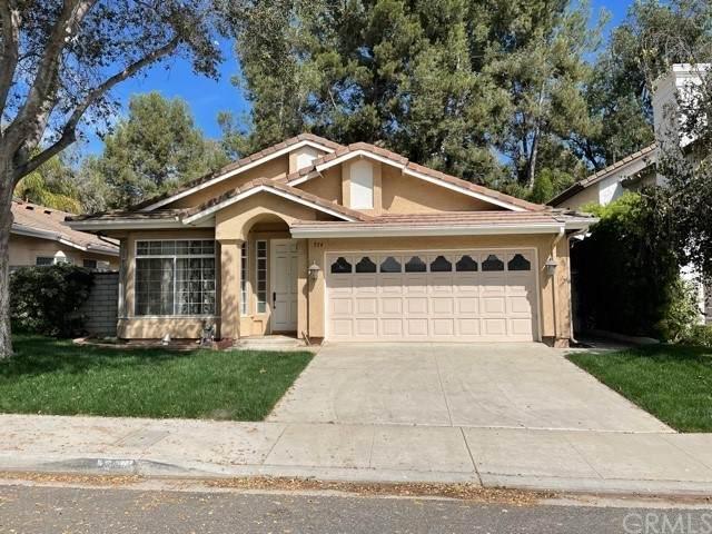 534 Timberwood Avenue, Thousand Oaks, CA 91360 (#BB21228412) :: Blake Cory Home Selling Team
