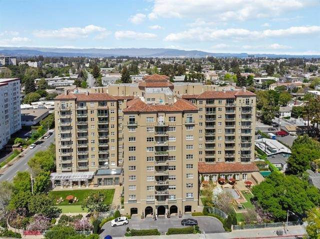 1 Baldwin Avenue #418, San Mateo, CA 94401 (#ML81867021) :: The M&M Team Realty