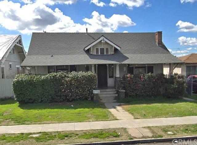748 Hawthorne Place, Pomona, CA 91767 (#DW21229418) :: The M&M Team Realty