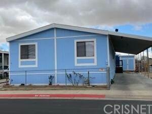 2545 Ave I #16, Lancaster, CA 93535 (#SR21229460) :: The M&M Team Realty