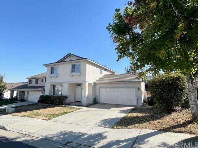1377 Sutherland Drive, Riverside, CA 92507 (#CV21229522) :: The Laffins Real Estate Team