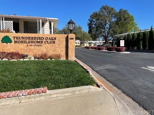 2598 Mohawk Ave #115, Thousand Oaks, CA 91362 (#SR21229762) :: RE/MAX Empire Properties