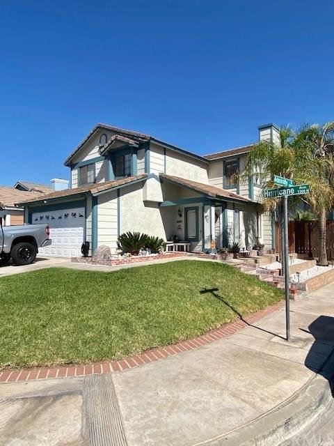 1324 N Hurricane Avenue, Colton, CA 92324 (#IV21230873) :: Blake Cory Home Selling Team