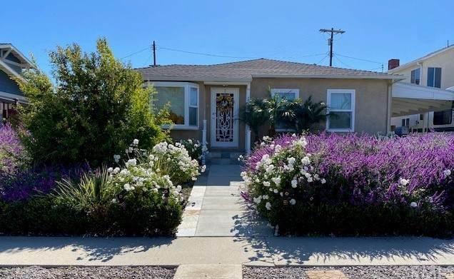 1353 W 27th Street, San Pedro, CA 90731 (#SB21227208) :: Dave Shorter Real Estate