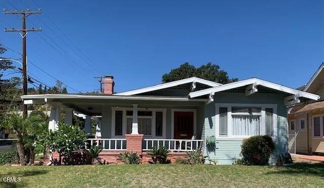 803 E Pleasant Street, Santa Paula, CA 93060 (#V1-9039) :: Cochren Realty Team   KW the Lakes