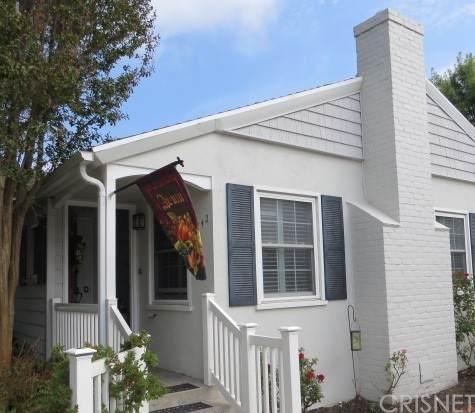 4942 Ranchito Avenue, Sherman Oaks, CA 91423 (#SR21233246) :: Zen Ziejewski and Team