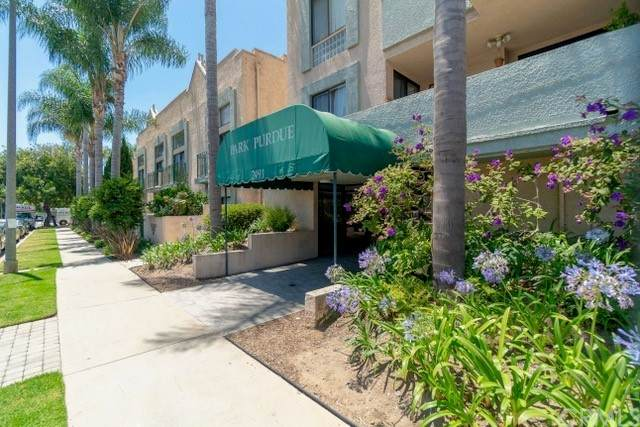 2491 Purdue Avenue #105, Los Angeles (City), CA 90064 (#PV21226787) :: Necol Realty Group