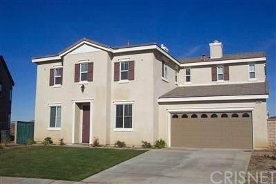 2307 Thorncroft Circle, Palmdale, CA 93551 (MLS #SR21232617) :: ERA CARLILE Realty Group