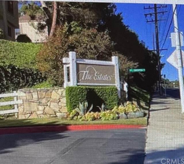3601 W Hidden Lane #216, Rolling Hills Estates, CA 90274 (#PV21234090) :: Millman Team