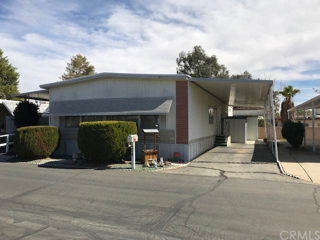 56254 29 Palms Hwy #94, Yucca Valley, CA 92284 (#JT21234215) :: Compass