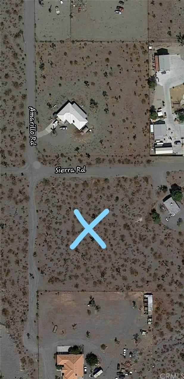 0 Sierra, Pinon Hills, CA 92372 (#IV21234708) :: The Kohler Group