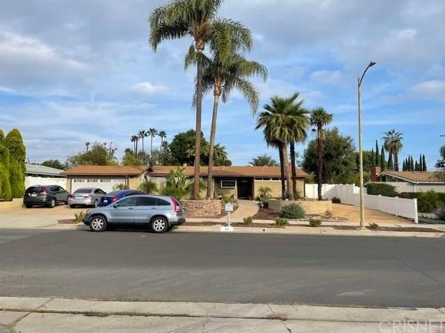 10120 Shoshone Avenue, Northridge, CA 91325 (#SR21234776) :: Twiss Realty