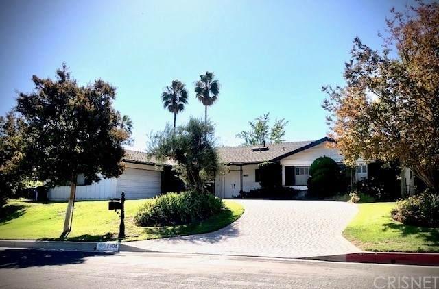 17506 Mayerling Street, Granada Hills, CA 91344 (#SR21235107) :: Zen Ziejewski and Team