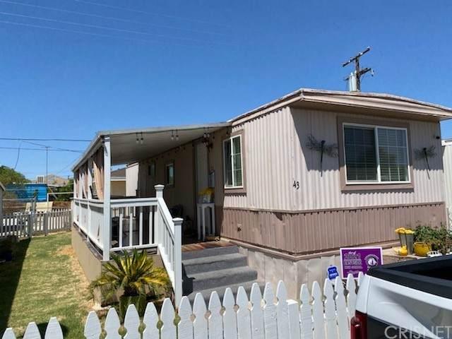 1717 E Avenue I #43, Lancaster, CA 93534 (#SR21224406) :: Mint Real Estate