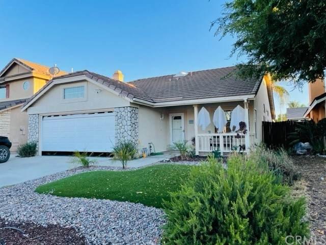 27077 Fitzgerald Place, Menifee, CA 92584 (#SW21236526) :: EGA Homes