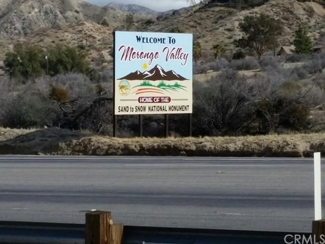 0 Twentynine Palms Hwy, Morongo Valley, CA 92256 (#IV17014664) :: Sperry Residential Group