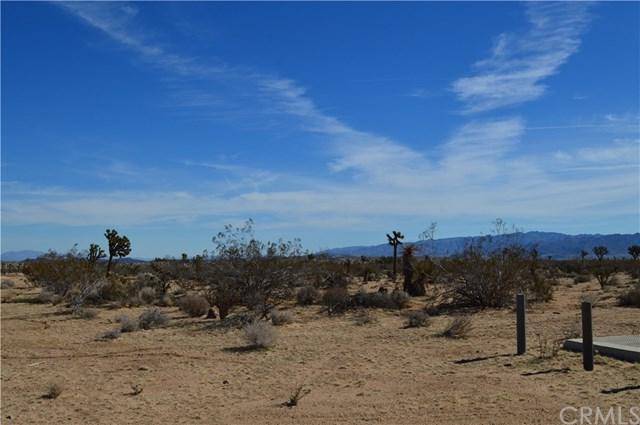 0 Cielito Drive, Joshua Tree, CA 94134 (#JT17023073) :: Steele Canyon Realty