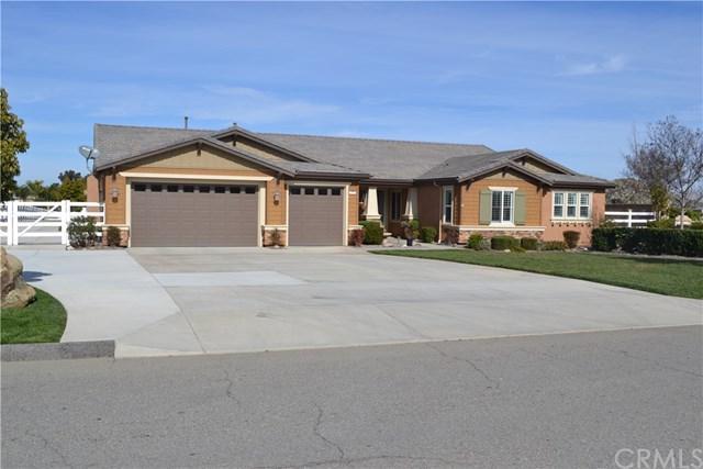 25950 Beth Drive, Menifee, CA 92584 (#SW17022738) :: Kristi Roberts Group, Inc.