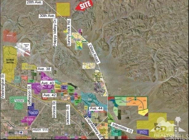 Dillon Road, Indio, CA 92201 (#217008218DA) :: Fred Sed Group
