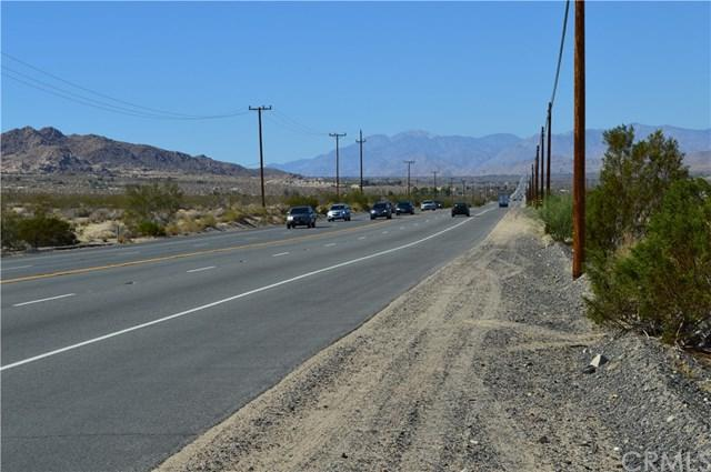 0 Twentynine Palms Highway, Joshua Tree, CA 92252 (#JT15152151) :: RE/MAX Masters