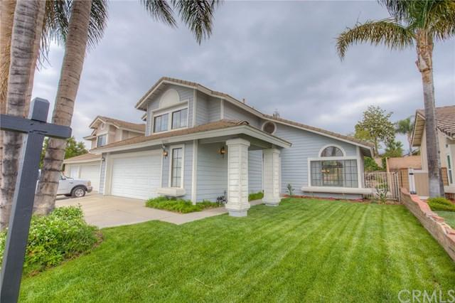 10960 Sinclair Street, Rancho Cucamonga, CA 91701 (#CV17094427) :: Fred Sed Realty