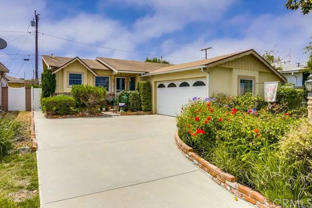 2030 W 178th Street, Torrance, CA 90504 (#SB17138399) :: Keller Williams Realty, LA Harbor